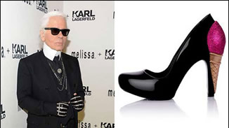 Karl Lagerfeld For Melıssa..!