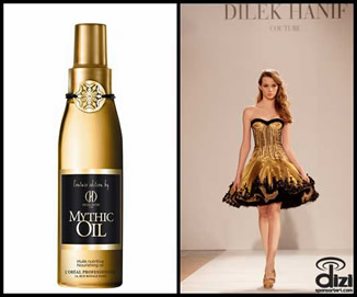 Mythic Oil Couture Edition by DİLEK HANİF